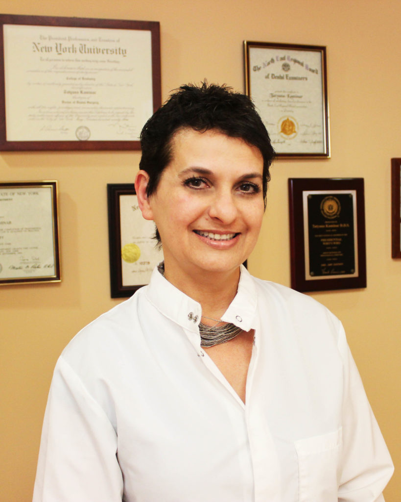 Dr Tatyana Kaminar DDS Wayne NJ